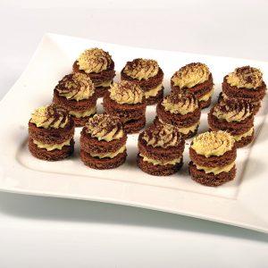 Hausgemachte Tiramisu-Toertchen