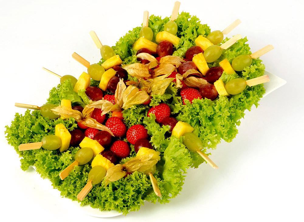 Früchte & Salate